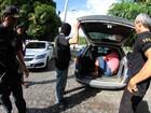 Policial militar está entre os 12 presos pela 'Operação Falcão', nesta quinta