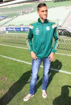 Rafael Marques Palmeiras (Foto: Sergio Gandolphi)