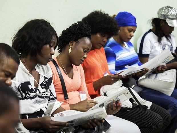 Projeto Empoderando Refugiadas recebe apoio do Instituto Lojas Renner (Foto: Divulgação)