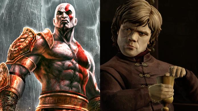 God of War e Game of Thrones estão entre algumas ofertas da semana (Foto: Reprodução)