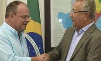 Belivaldo assume Governo durante licença de Jackson (Marcelle Cristinne/ASN)
