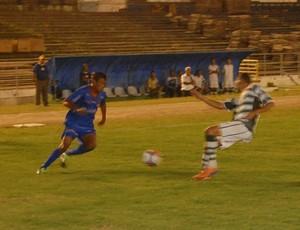 Sport Campina 0 x 2 Queimadense, no Estádio Amigão, pelo Campeonato Paraibano 2014 (Foto: João Brandão Neto / GloboEsporte.com/pb)