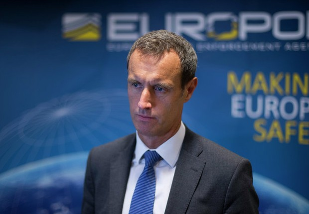 Rob Wainwright, da Europol (Foto: Getty Images)