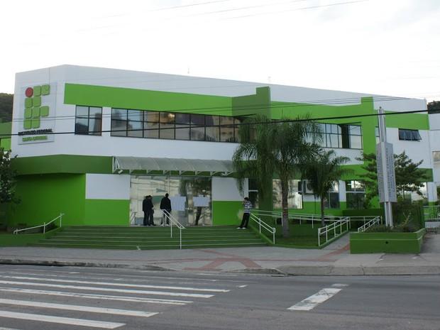 Servidores em greve discutem retomada das atividades esta semana (Foto: IFSC/ Divulgação)