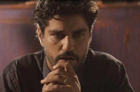 Bruno Cabrerizo, o Inácio de 'Tempo de amar' (Foto: TV Globo)