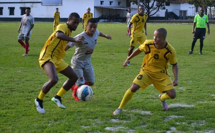 Jogo-treino: Rio Branco-ES x Vilavelhense (Foto: Sidney Magno Novo/GloboEsporte.com)