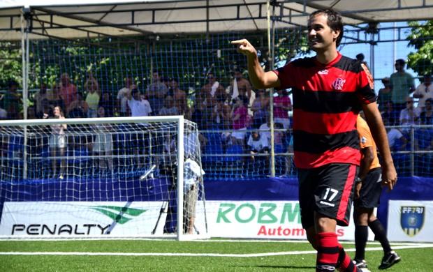 Alan gERBASSI Flamengo Futebol de 7 3 (Foto: Davi Pereira/Jornal F7)