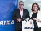 Caixa renova contrato de patrocínio ao Corinthians