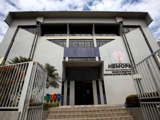 O Hemopa faz o atendimento transfusional de 218 hospitais, 85 deles somente em Belém (Foto: Divulgação/Hemopa)