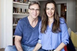 Herson com a esposa Susana (Foto: Acervo Pessoal)