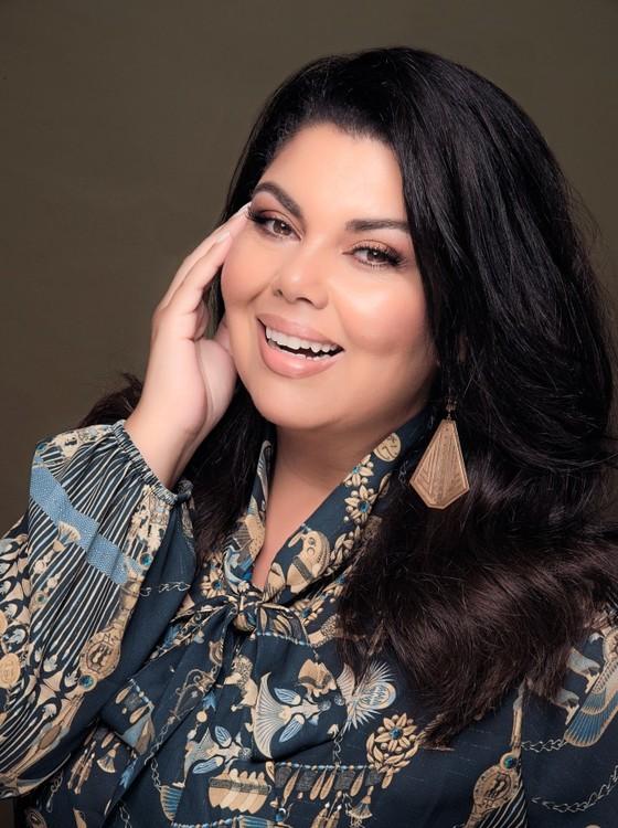 A atriz Fabiana Karla  (Foto:  Pino Gomes)