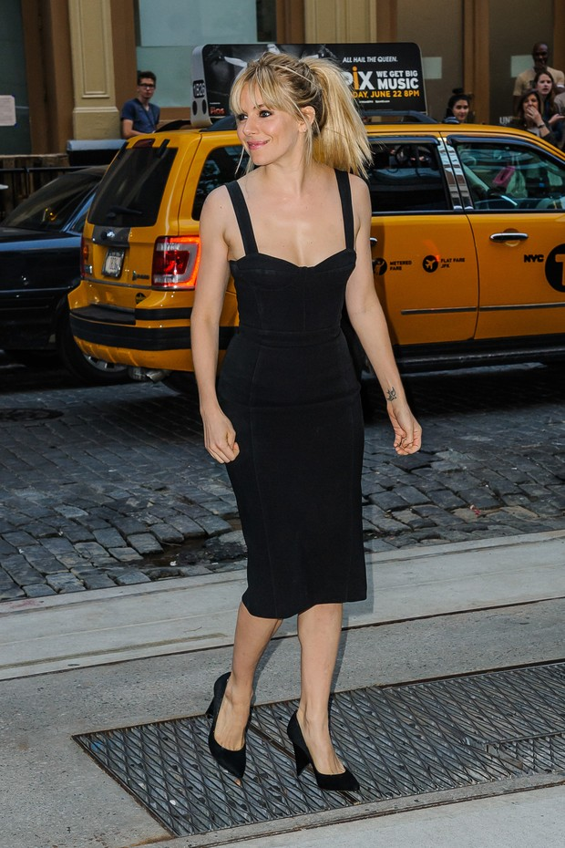 Sienna Miller (Foto: Getty Images/ Agência)