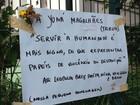 Yoná Magalhães é homenageada por vizinhos de bairro onde morava no Rio
