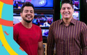 Henrique e Diego apresentam o TVZ o dia 4 de abril