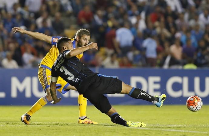 Querétaro 0 x 0 Tigres Champions da Concacaf (Foto: EFE)