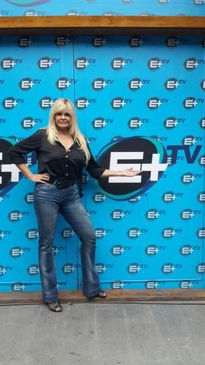Monique Evans (Foto: Divulgação)