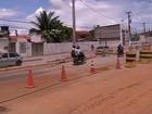 Pista é liberada e ônibus voltam a rodar pela Av. João Medeiros, em Natal