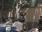 Talibãs atacam palácio presidencial afegão e base da CIA em Cabul