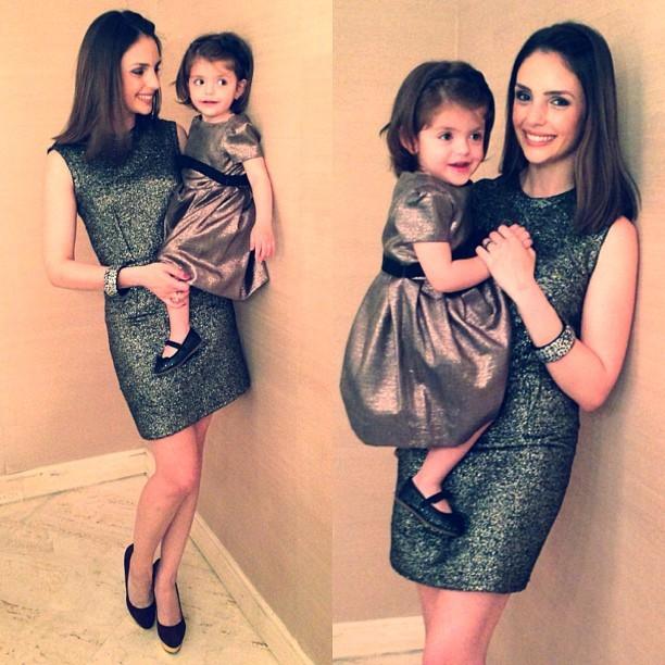Crol Celico parabeniza a filha no Twitter (Foto: Reprodução/Instagram)