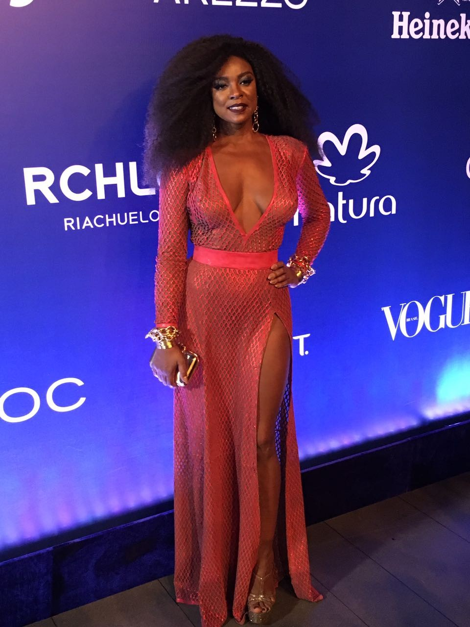 Baile da Vogue (Foto: Glamour)