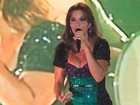 Ivete Sangalo se apresenta em festival de msica em So Paulo