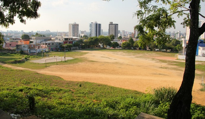 Parque Amazonense (Foto: Matheus Castro)