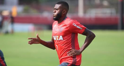 quase lá (Gilvan de Souza / Divulgação Flamengo)