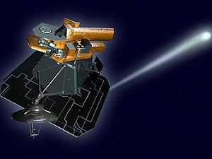 Missão Expoxi utiliza a sonda Deep Impact (Foto: Divulgação/NASA)