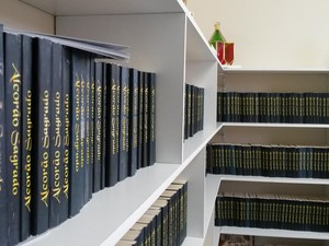 Alcorão livro sagrado muçulmanos (Foto: Ingo Müller/ G1)