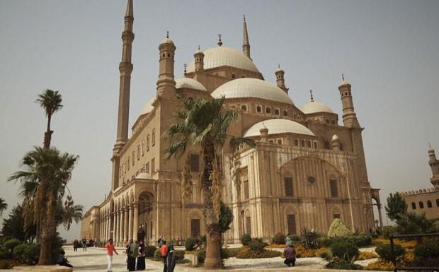 Pedro Pelo Mundo - Ep. 1 - Servio - Coptic Cairo (Foto: Reproduo / GNT)
