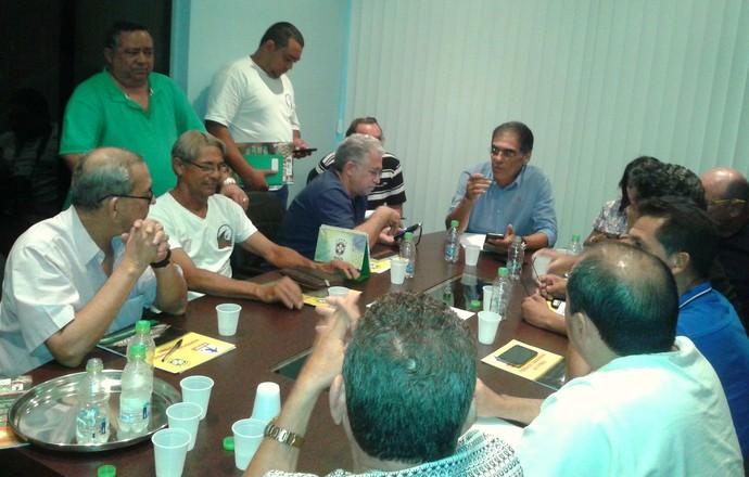Reunião faf amazonense no segundo semestre (Foto: Divulgação)