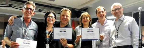 Prêmio RBS de Jornalismo e Entretenimento 2013 (Foto: Daniela Kalicheski/RBS TV)