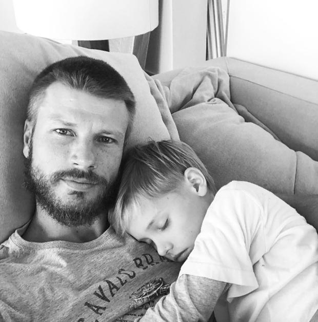 Dormiu! (Foto: Reprodução/ Instagram)