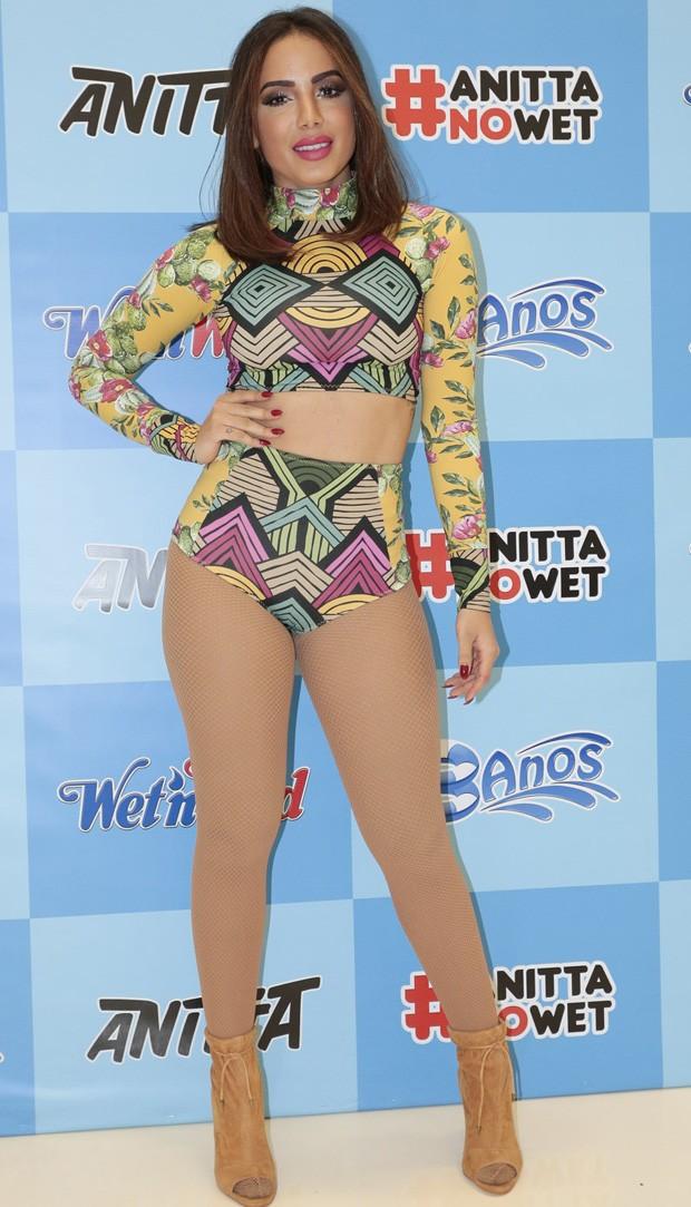 Anitta (Foto: Rafael Cusato/Brazil News)