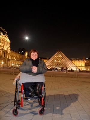 """""""Diziam que eu brincava de ser feliz e, não, eu sou feliz de verdade"""", diz Katya Hemelrijk da Silva (Foto: Arquivo pessoal)"""