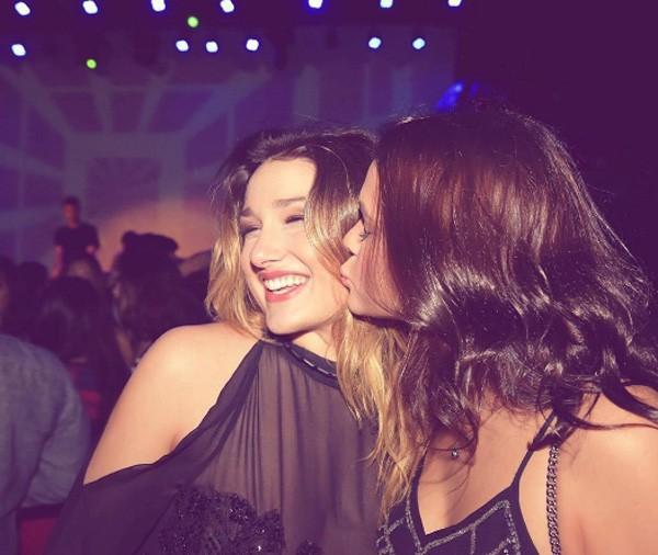 Sasha Meneghel e Bruna Marquezine (Foto: Reprodução/Instagram)