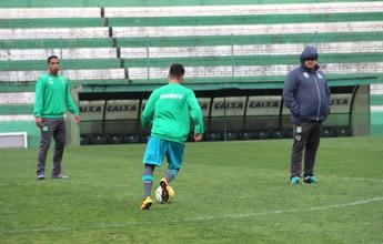 No aguardo da definição de Guto, Chape recebe o Atlético-PR na Arena