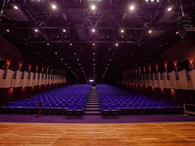Funesc reinaugura Teatro Paulo Pontes em João Pessoa (Foto: Max Brito/Funesc)