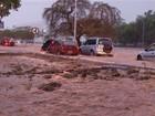 Tocantins tem previsão de chuva para os próximos três dias, diz Unitins