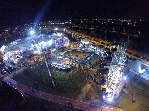 Festa junina de Sorocaba será realizada no Parque das Águas (Foto: Prefeitura de Sorocaba/Divulgação)