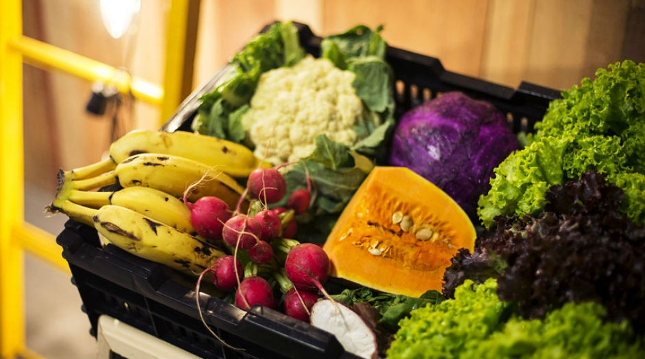 A variedade e o tamanho das cestas de alimentos do Clube Orgânico variam de acordo com o gosto do cliente (Foto: Divulgação)