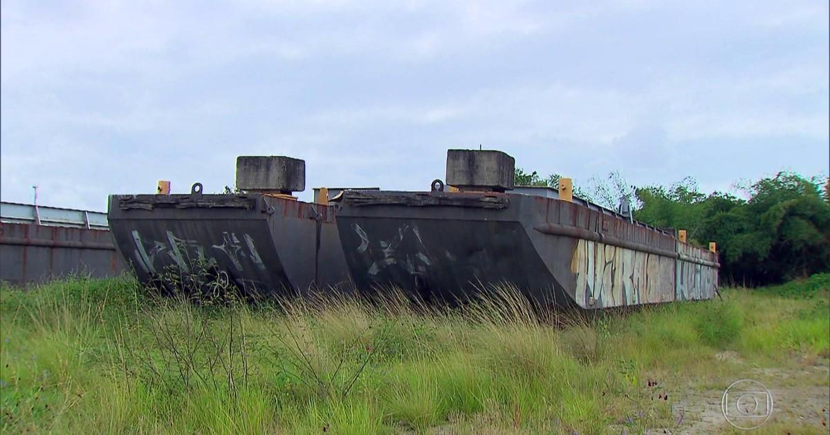 Falta de planejamento teria atrasado projeto de hidrovia no Recife
