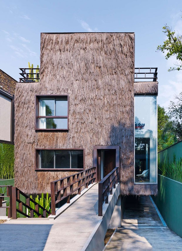 cv372 casa zunino fachada (Foto: Björn Wallander)