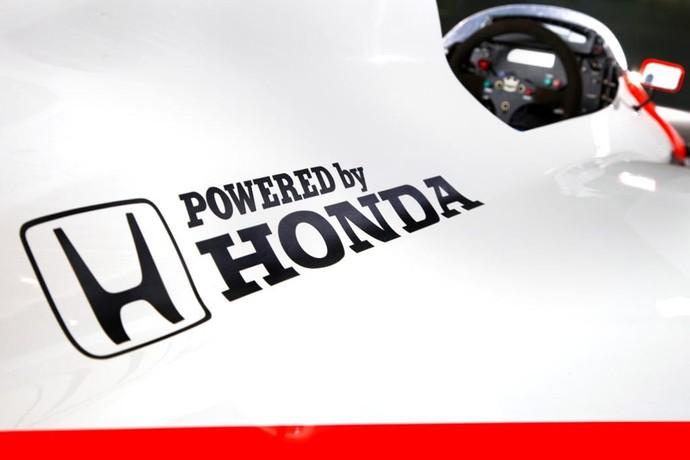 McLaren-Honda (Foto: Divulgação McLaren)
