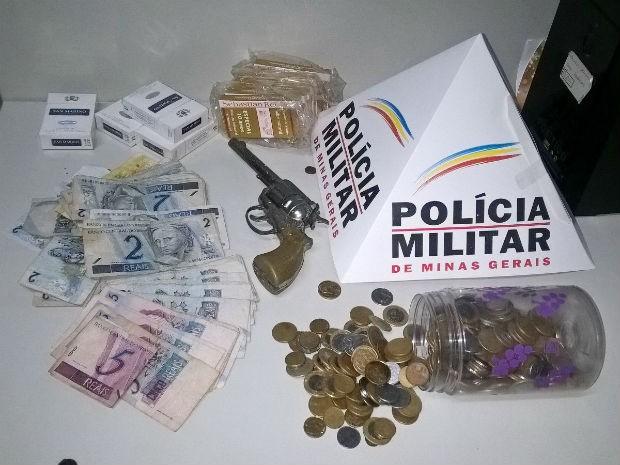 bar pequi pará de minas (Foto: PM/Divulgação)