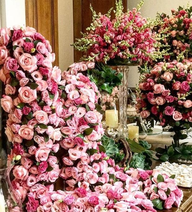 Flores Vic Meirelles (Foto: Reprodução/ Instagram)