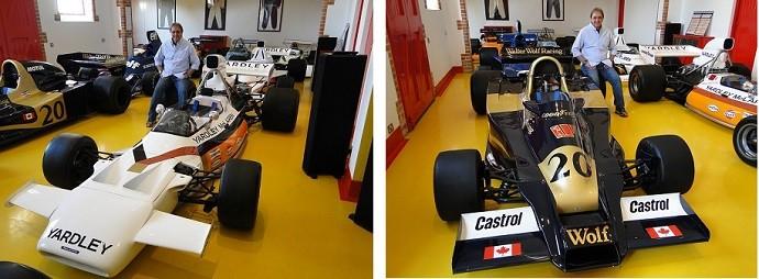 Carros de Jody Scheckter
