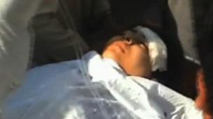 Grupo de Mullah Fazulullah é acusado pelo ataque à adolescente Malala Yousufzai no ano passado (Foto: Reprodução/ BBC)