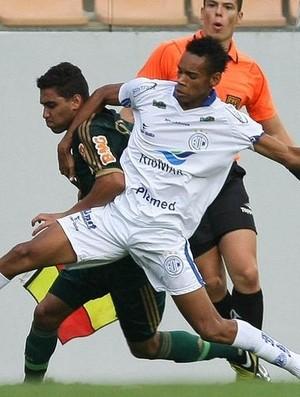 Confiança e Palmeiras na Copinha (Foto: Cesar Greco/Ag Palmeiras)