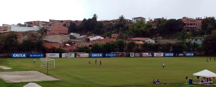Bahia; treino; Fazendão (Foto: Rafael Santana)